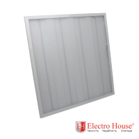 Панель светодиодная Frosted Glass 36w 6500K 595x595mm ElectroHouse EH-FG-36