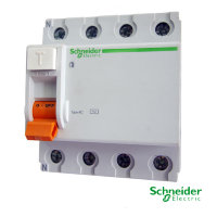 ДИФ. АВТОМАТ ВД63 4П 63A 100МA Schneider Electric (11467)