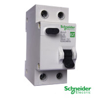 "ДИФ Автомат EZ9 1Р+N/16А/30мА/ТИП ""АС"" Schneider Electric (EZ9D34616)"