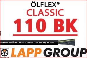 ÖLFLEX® CLASSIC 110 BK