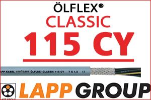 ÖLFLEX® CLASSIC 115 CY