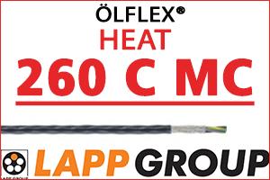 ÖLFLEX® HEAT 260 C MC