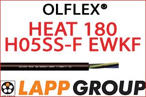 ÖLFLEX® HEAT 180 H05SS-F EWKF