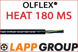 ÖLFLEX® HEAT 180 MS