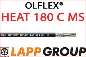 ÖLFLEX® HEAT 180 C MS