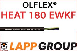 ÖLFLEX® HEAT 180 EWKF